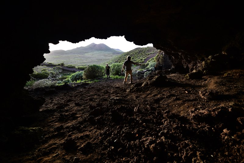 Cueva de la Virgin in El Hierro